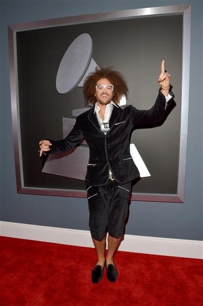 Redfoo of LMFAO