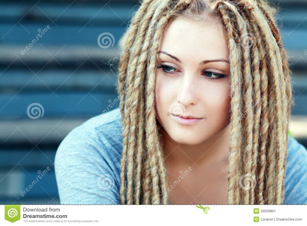 White People Locs Is It Acceptable