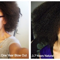 4-Year Natural Anniversary // My Transitioning & Big Chop Experiences